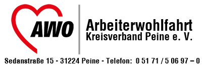 AWO Kreisverband Peine e.V. Logo